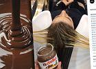 W jednym z libańskich salonów fryzjerskich nutella z powodzeniem zastępuje farbę do włosów.