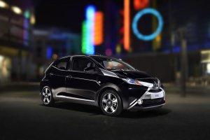 Toyota Aygo dla indywidualistów | Galeria i Wideo