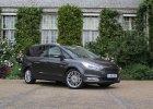 Ford Galaxy | Pierwszy kontakt | Komfort dla rodziny