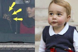 Ksi��� George, ksi�na Kate