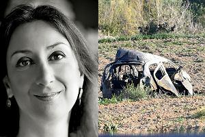 Daphne Caruana Galizia - zabita za śledztwa dziennikarskie