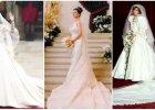Najdroższe suknie ślubne w historii - warte swojej ceny?