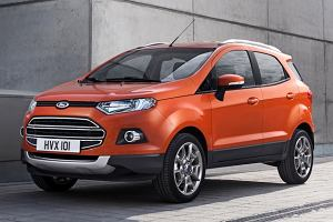 Salon Genewa 2013 | Ford EcoSport