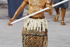 Pita Taufatofua zasłynął jako chorąży Tonga. Chce startować na igrzyskach zimowych