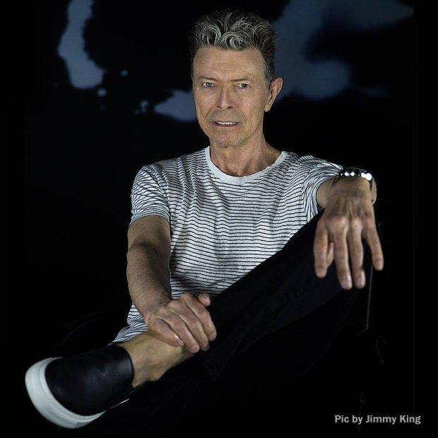 """Nicole Perlman napisze nową wersję filmu """"Labirynt"""", w którym zagrał David Bowie."""