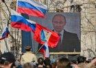 Putin ogłasza aneksję Krymu. Tłum wiwatuje [ZDJĘCIA]