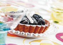 Tartaletki z creme brulée i jeżynami - ugotuj