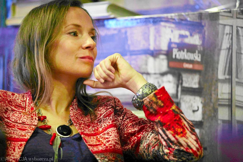 Joanna Bator / MARCIN STĘPIEŃ