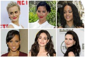 Najciekawsze fryzury i makijaże tygodnia: neonowe usta, ogolone boki i lata 60. Kto wypadł najlepiej?