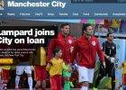 Frank Lampard zagra w City