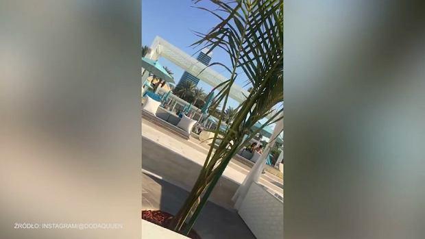 Nowy Rok Doda przywitała w Dubaju. Na jej Instagramie możemy zobaczyć, jak wypoczywa. Nasuwa się jedno słowo - WOW!