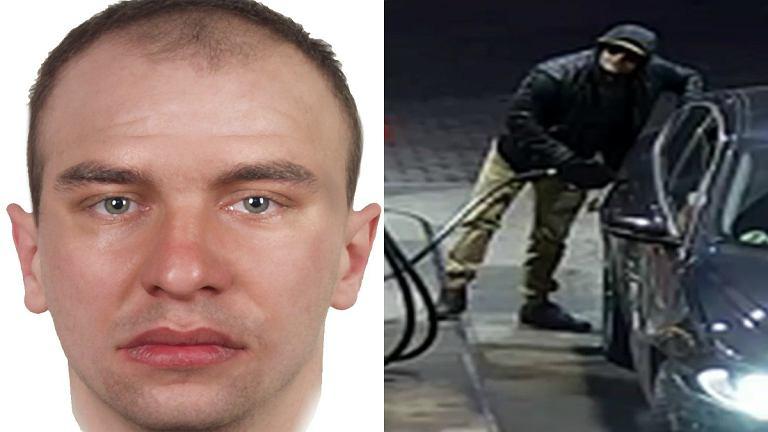 Sprawca poszukiwany przez policję