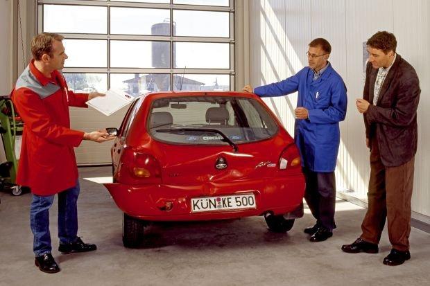 Zakup auta u�ywanego - statystyka nie jest po Twojej stronie