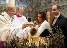 Papie� ochrzci� w Kaplicy Syksty�skiej 32 dzieci