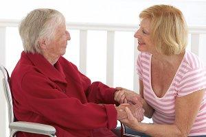 Pomoc dla chorych na alzheimera i ich opiekunów