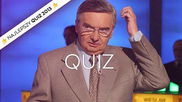 10 pyta� przygotowanych przez Tadeusza Sznuka. Tu liczy si� tylko komplet punkt�w!