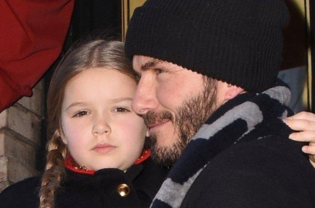 David Beckham, Harper Beckham