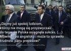 Sikorski: Mówi�em po angielsku i mo�e to sprawi�o trudno�� panu prezesowi Kaczy�skiemu
