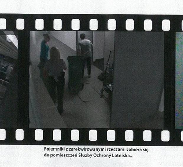 Wstyd na lotnisku w Gda�sku. Ochrona kradnie przedmioty odebrane pasa�erom