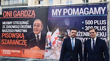 Kampania billboardowa PiS