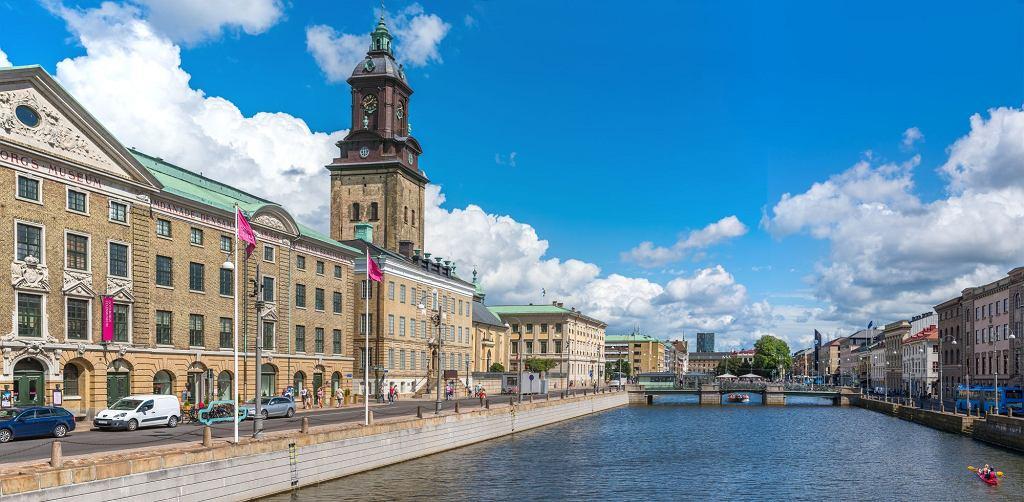 Widok Göteborga