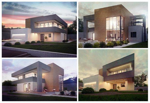 TOP 8 nowoczesnych projektów domów