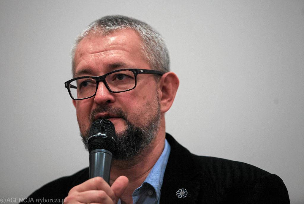 Targi Książki w Krakowie. Rafał Ziemkiewicz