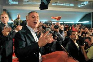 Male�ka Czarnog�ra �ni o Unii Europejskiej i NATO