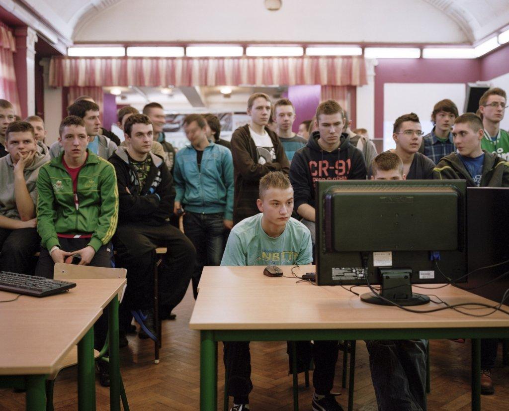 Turniej gier komputerowych (fot. Patryk Karbowski)