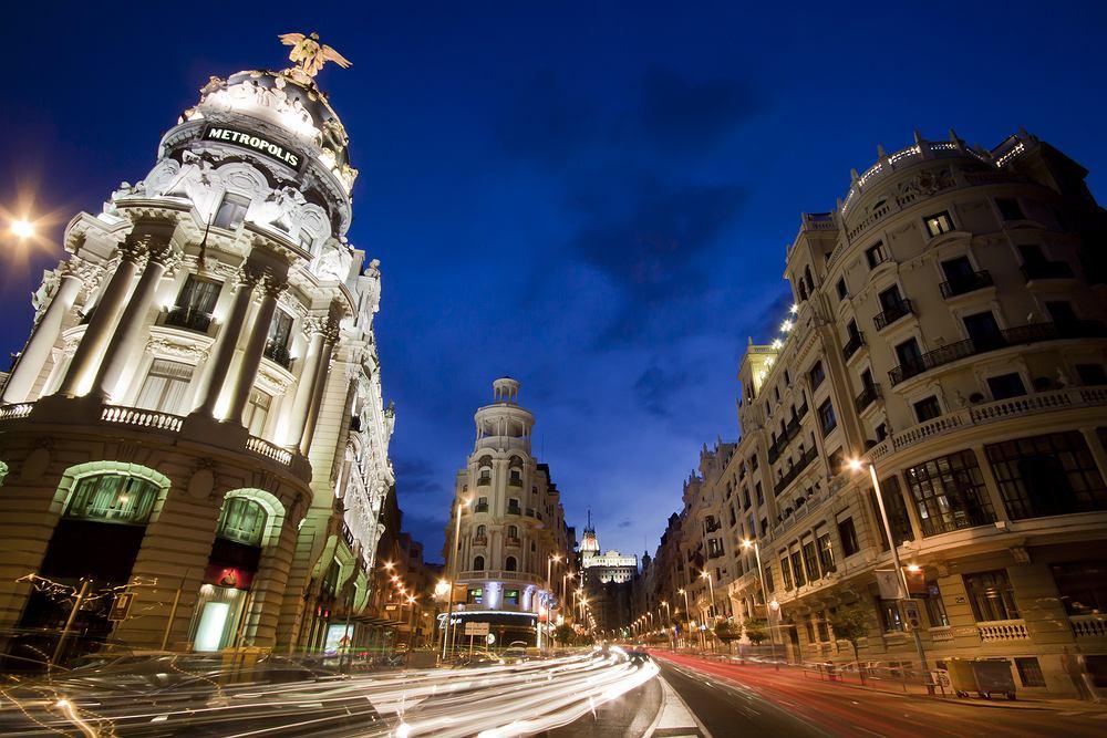Hiszpania - Madryt/ Shutterstock