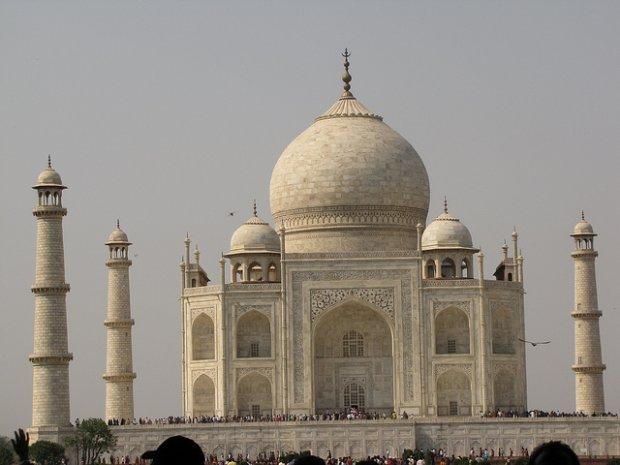 Jest jednym z symboli Indii. Taj Mahal jakiego nie znacie