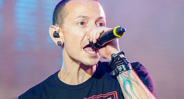 Zdjęcie numer 1 w galerii - Wokalista Linkin Park Chester Bennington nie żyje. Popełnił samobójstwo