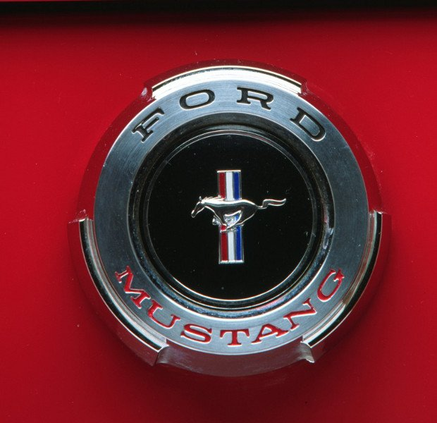 Korek wlewu paliwa - Mustang 1965