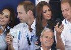Ksi�na Kate i ksi��� William na imprezie bawili si� tak. Nie wszyscy jednak mieli r�wnie dobry