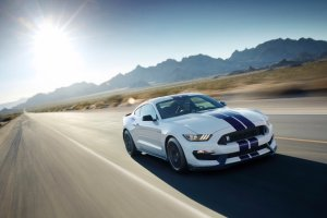 Salon Los Angeles 2014 | Shelby GT350 Mustang | �ywa legenda