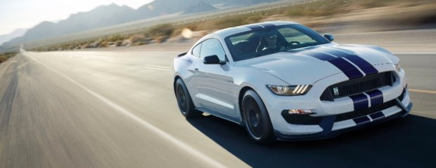 Salon Los Angeles 2014 | Shelby GT350 Mustang | Żywa legenda