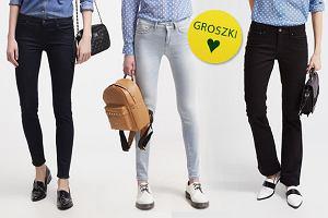 Spodnie jeansy, które ożywią stylizacje