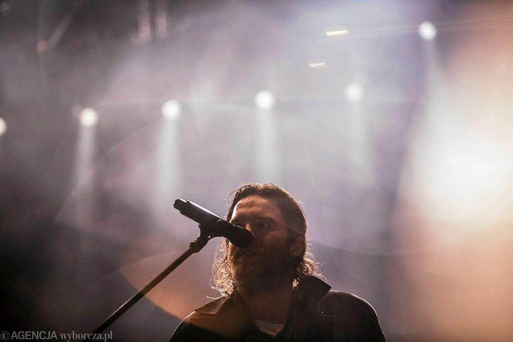 Nick Murphy  / JAKUB WŁODEK