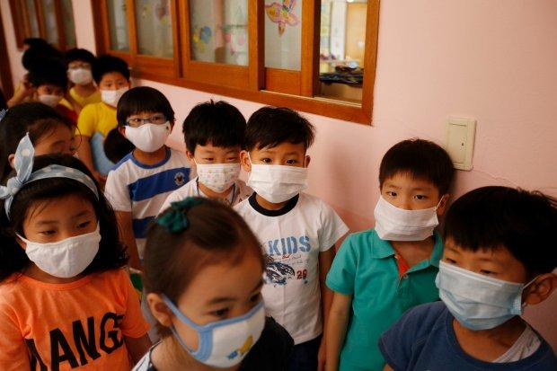 Wirus MERS zaatakowa� Kore� Po�udniow�