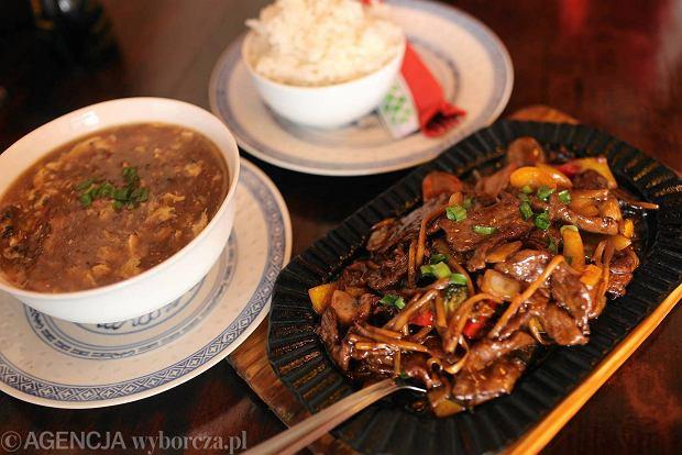 04.04.2013 Gdansk , restauracja Lee's Chinese , Chinka Lin fot. Rafal Malko/Agencja Gazeta