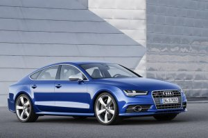 Audi A7 i Audi S7 po faceliftingu   Niezły Matrix