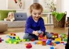 Dzieci testuj�: klocki dla maluchów
