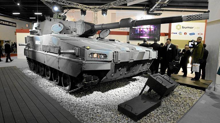Polski lekki czołg Anders