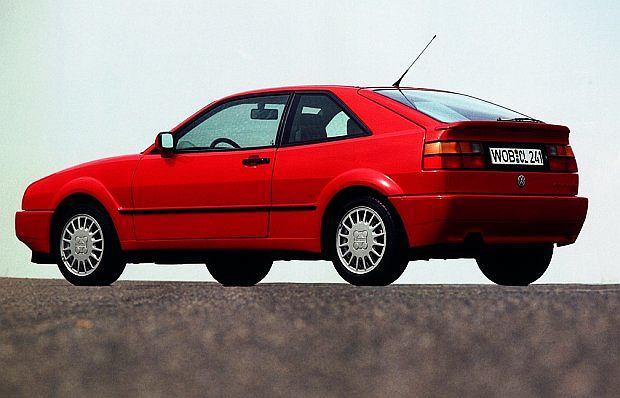 160 KM mocy i sprężarka w kształcie litery G charakteryzowało silnik najmocniejszej wersji Corrado. Dopiero model VR6 cechował się większą mocą