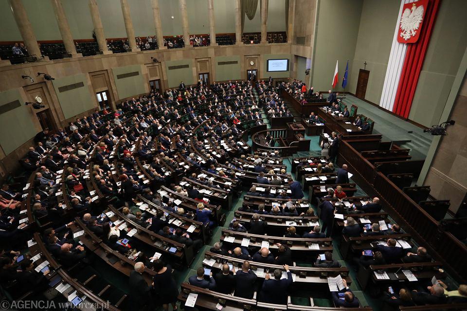 40. Posiedzenie Sejmu VIII Kadencji (rok 2017)