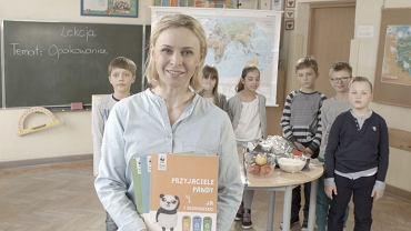 Paulina Holtz - ambasador programu 'Przyjaciele Pandy'