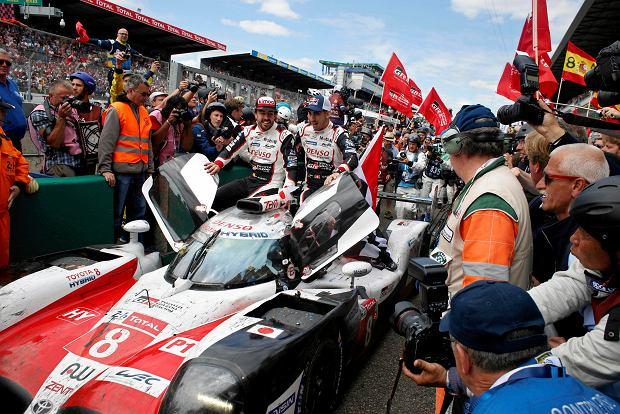 24h Le Mans 2018. Toyota wreszcie zwycięska, Fernando Alonso blisko potrójnej korony