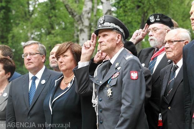 Oficjalne obchody rocznicy wybuchu powstania warszawskiego