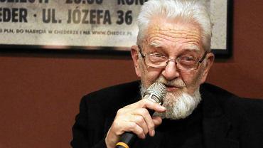 Akademia Opowieści: spotkanie z księdzem Adamem Bonieckim