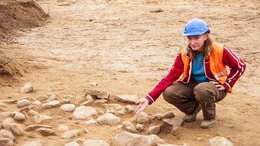 Badania archeologiczne w Tryszczynie niedaleko Bydgoszczy